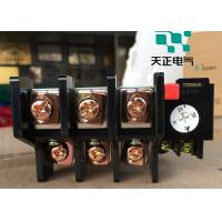 Quality JR36 Overload Thermal Relay Overload Protection For Elevator Fittings / Electric Motors wholesale