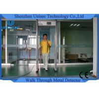 Quality Door Frame Multi Zone Metal Detector Archway / Body Walk Through Security Gate wholesale