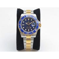 Buy cheap Rolex Submariner 116613 Two Tone YG/SS Ceramic Bezel Blue Dail VRF Asia 2836 - from wholesalers