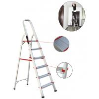 3.8m A-type Telescopic Ladder, Made of Aluminum Alloy, Available in Solid Connection Design
