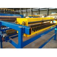 China Easy Operate Reinforcing Mesh Welding Machine 4.5T For Steel Rebar Capacity 900KVA on sale