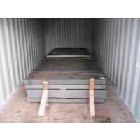 Quality 2348mm SPHC / ASTM A36 / SAE 1006 Hot Rolled Checkered Steel Plate, 1.5 - 40.0MM Thickness wholesale