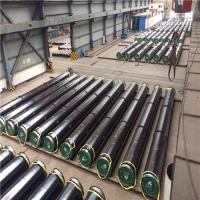Round Seamless Alloy Steel Pipe , Mild Steel Seamless Tube With Hydraulic Testing