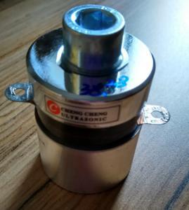 Ceramic Piezoelectric Ultrasonic Transducer Steady Output Amplitude