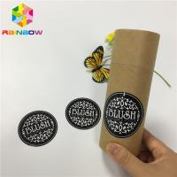 Quality Water Proof Food Packaging Films Custom Security Clothing Label Vinyl Sticker wholesale