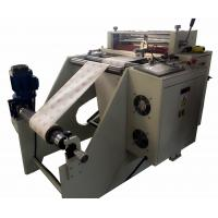 China printed paper roll to sheet cutting machine on sale
