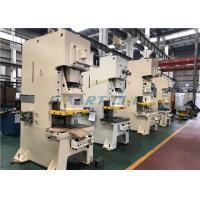 China High Rigidity Automatic Power Press Machine Compact Structure 1150x600mm Table on sale