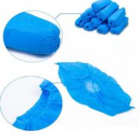 Quality Full Elastic Disposable Polypropylene Shoe Covers Environmental Friendly wholesale