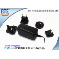Quality EU / US / BS / AU Prong Interchangeable 12V 2A Universal Ac Dc Adapter wholesale