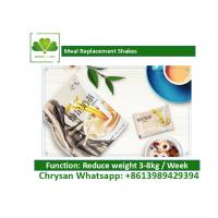 Quality OEM / ODE Natural Meal Replacement Shakes Super Slimming Tea For Satiety wholesale