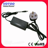 Quality Desktop 36W Switching 12Vdc Power Supply 3A For DVR / NVR Camcorder wholesale
