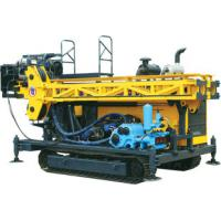 Quality Full Hydraulic Core Drilling Rig Mounted Trailer Crawler Type wholesale