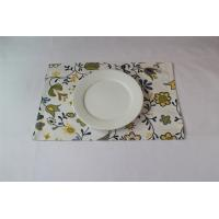 Heat resistant braided washable placemats dinner table for Dinner table placemats