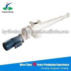 Quality Large capacity screw conveyor for powder / pellet wholesale