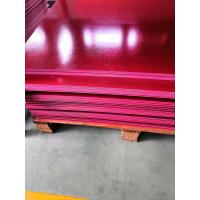Quality Square EN45545 Certified GPO3 Fiberglass Sheet Made From Polyester And Glass Fiber wholesale