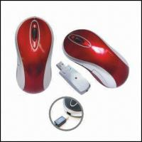 Quality 2.4G Laser Mouse with 800cpi Resolution wholesale