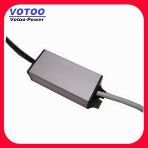 Quality 12W 12V 1A LED Driver Power Supply , LED Driver Transformer For LED Flood Light wholesale
