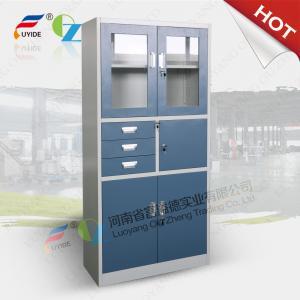 China Swing door steel cupboard FYD-W014,H72.83XW35.43XD15.75 inch size,KD structure on sale