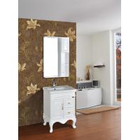 Buy cheap With legs cabinet antique classical bathroom furniture single vanity from wholesalers