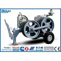 Quality High Power Cable Stringing Equipment / Underground Cable Pulling Winch for Overhead Line wholesale