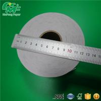 Quality atm thermal cashier receipt paper roll coated with a sleek shiny treatment wholesale