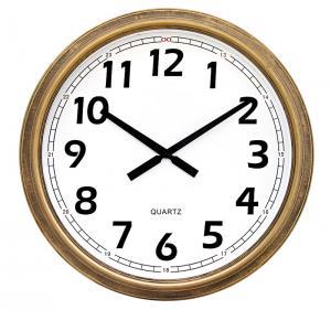 Quality Automatic cloc azan clock muslim prayer LED wall clock wholesale