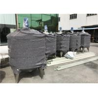Quality Kaiquan Liquid Mixing Tank , Stainless Steel Process Tanks For Dairy Products wholesale