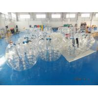 Quality TPU Material Inflatable Bumper Ball With Rope Structure For Football Sports wholesale