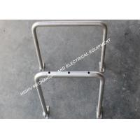 Buy cheap 90 Degree Elbow Bending Aluminium Tubing For Automotive Parts from wholesalers