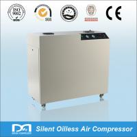China 47-60dB Silent Oil Free Piston Air Compressor on sale