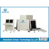 Quality Super Image Enhancement Luggage Detector / Metro And Hotel Customs X Ray Machines wholesale