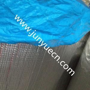 Quality Al/XPE/Al fire rated foil foam insulation board 4mm,1.35x22.25m/roll, all colors wholesale
