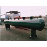 Quality Air Compressed Natural Gas Storage Tank , Vertical Industrial Storage Tanks wholesale