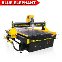 Quality Best Price 4 Axis 3d Cnc wood Carving Machine with Water Cooled Cnc Router Spindle Motor wholesale