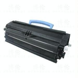 Quality OEM Compatible Black Lexmark Printer Toner Cartridges for Lexmark E250 / 350 / 352 wholesale