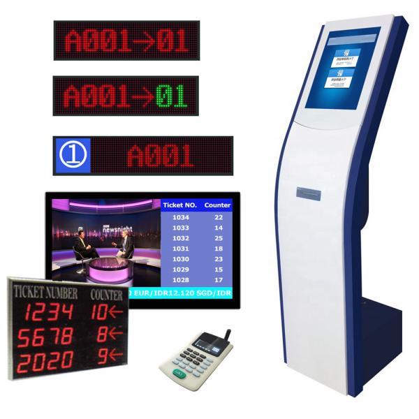 Cheap Bank/Hospital/Healthcare Multilingual digital queue management system for sale