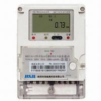 Quality Digital Power Meter, Electricity Metering, Energy Test and 1Hz Clock Output wholesale