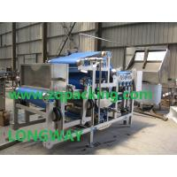 Quality waxberry juice making belt industrial press machine wholesale