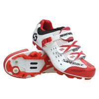 China Anti Collision Mens Mountain Biking Shoes Bright Color Fit Wide Range Of Foot Shapes on sale