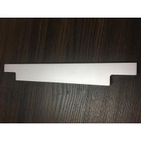 Quality CNC Machining Processing / Sand Blasted Natural Anodized Aluminum Profile for Drawer Handle wholesale