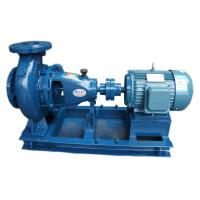 Cantilever Structure Overhung Centrifugal Water Pump for Paper Pulp Industry