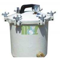 China Portable pressure steam sterilizer with aluminum - MSLPS04 on sale