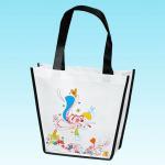 Quality Die Cut Bag / Puch Bag / Non Woven Handle Bag wholesale