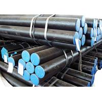 China Mild / Low Carbon Steel Seamless Cold Drawn Steel Tube Aisi 1018 High Performance on sale