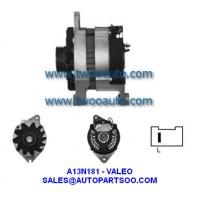 Quality A13N181 A13N95 VA284 - VALEO Alternator 12V 50A Alternadores wholesale
