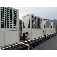 Quality Air Source EVI Heat Pump / Low Temp Classic Heat Pumps 72 Kw High COP For Hot Water wholesale