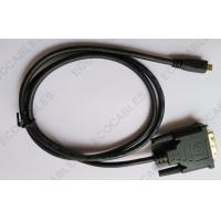 Quality Automotive Stereo DVI Video Cable Digital HDMI Micro Cable With UL Approved wholesale