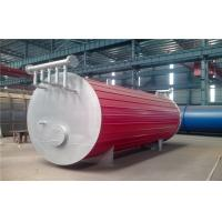 Quality High Pressure Gas Fired Heating Oil Boiler High Efficiency For Wood / Electric wholesale
