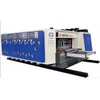 Buy cheap High Precision Carton Making Machine 15kw - 30kw With 20crmnti Alloy Steel from wholesalers