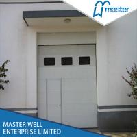 China Customized Automation Galvanized sectional door with high performance and years warranty on sale